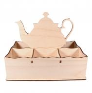 Stojánek na čaj konvice nízká
