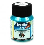 Barva na tmavý textil - tyrkysová