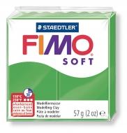 Fimo soft - zelená 57g