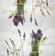 Ubrousek květiny - levandule 4