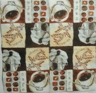 Ubrousek káva - káva, bonbony