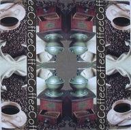 Ubrousek káva - mlýnek na kávu