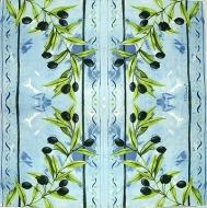 Ubrousek plody - olivy 5