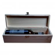 Krabička na víno - se zavíráním