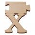 Abeceda jmenovky - písmeno X