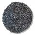 Barevné dekorační kamínky - černé 400g