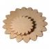 Dřevěné prostírání vzor 06