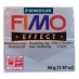 Fimo effect - metalická stříbrná 56g