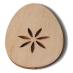 Předměty překližka - vejce