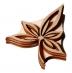 razítko na textil flora