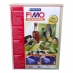 Textura Fimo - Wood
