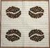 Ubrousek káva - Zrnka kávy 6