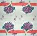 Ubrousek květiny - kytička fialek