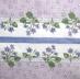 Ubrousek květiny - fialky