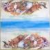 Ubrousek  mořský svět - zátiší