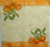 Ubrousek ovoce - kvetoucí pomeranče