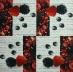 Ubrousek plody - maliny a borůvky