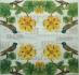 Ubrousek ptáci - kolibřík