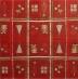 Ubrousek vánoční - vánoční motivy