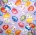 Ubrousek velikonoční - malovaná vajíčka
