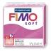 Fimo soft -  růžová 57g
