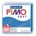 Fimo soft - modrál 57g