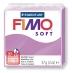 Fimo soft - světle fialová 57g
