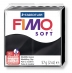 Fimo soft - černá 57g