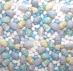 Ubrousek velikonoční -  modrá vajíčka