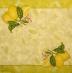 Ubrousek ovoce - citrony 7