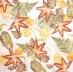 Ubrousek vzorovaný - podzimní listy
