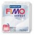 Fimo effect - transparentní bílá 57g