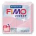 Fimo effect - růžová růže 57g