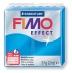 Fimo effect - transparentní modrá 57g