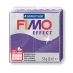 Fimo effect - fialová se třpytkami 57g