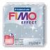 Fimo effect - stříbrná 57g