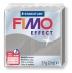 Fimo effect - stříbrná perleťová 57g