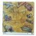 Papír na scrapbooking - Bon Voyage 30x30 cm