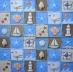 Ubrousek mořský svět - racek a mušle - pexeso