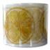 Washi páska - plátky citronu